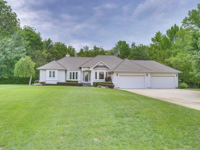 6921 S Mark Twain Dr, Derby, KS 67037 (MLS #551760) :: Select Homes - Team Real Estate