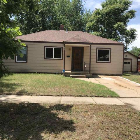 1955 S Wichita St, Wichita, KS 67213 (MLS #551849) :: Select Homes - Team Real Estate