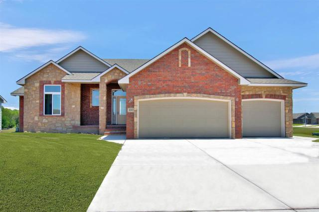 2012 S Michelle St, Wichita, KS 67207 (MLS #551889) :: Select Homes - Team Real Estate