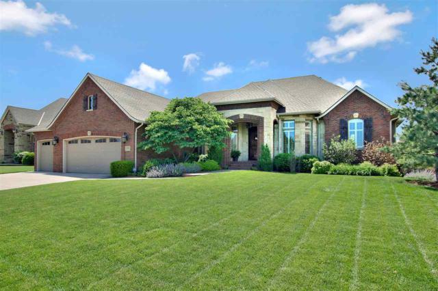4018 N Stone Barn St, Maize, KS 67101 (MLS #551895) :: Select Homes - Team Real Estate