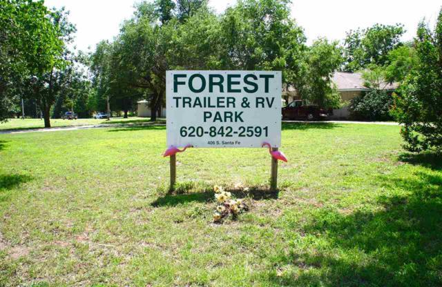 704 E Oak St, Anthony, KS 67003 (MLS #552216) :: Wichita Real Estate Connection