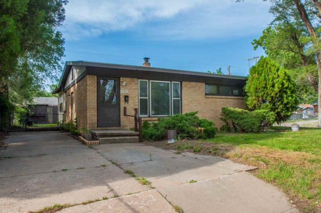 1420 E Del Mar, Wichita, KS 67216 (MLS #552225) :: Select Homes - Team Real Estate
