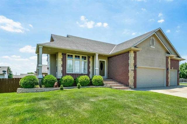 2201 E Timber Lane St, Derby, KS 67037 (MLS #552264) :: On The Move