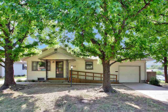 1012 S High St, El Dorado, KS 67042 (MLS #552365) :: Select Homes - Team Real Estate