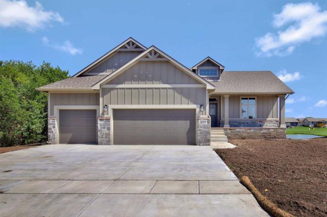 2004 S Michelle, Wichita, KS 67207 (MLS #552471) :: Select Homes - Team Real Estate