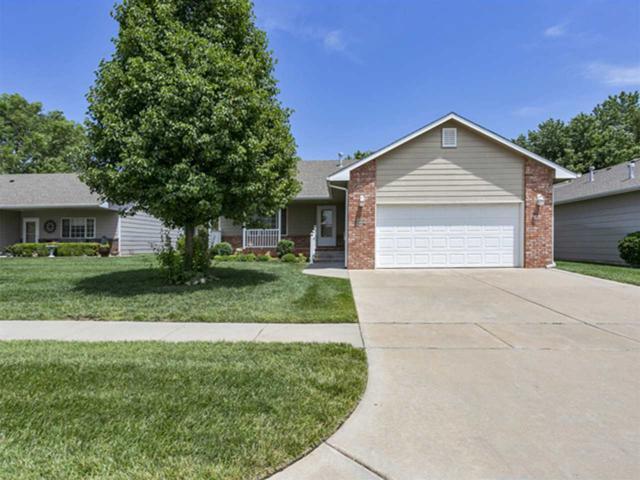 8210 W Thurman St, Wichita, KS 67212 (MLS #552491) :: Glaves Realty