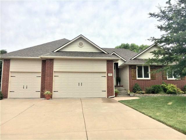 1430 E Hidden Ridge Ct, Derby, KS 67037 (MLS #552537) :: Better Homes and Gardens Real Estate Alliance