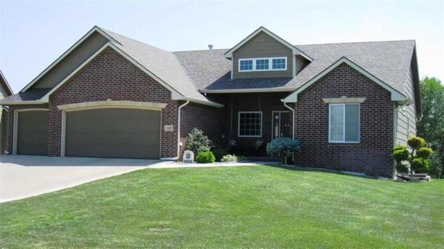 1435 S Sierra Hills St, Wichita, KS 67230 (MLS #552580) :: Select Homes - Team Real Estate