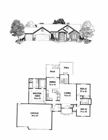 309 Springlake Dr, Newton, KS 67114 (MLS #552583) :: Select Homes - Team Real Estate