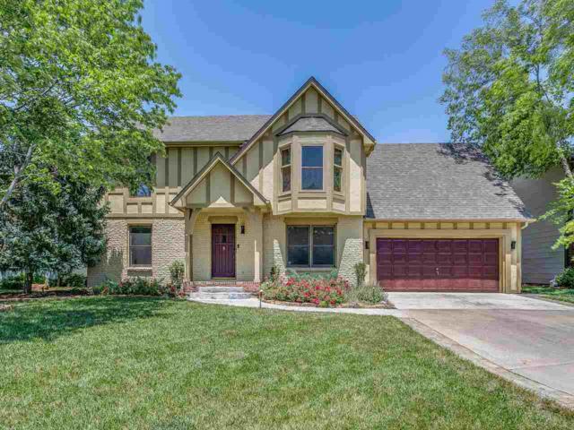 2326 N Stoneybrook St, Wichita, KS 67226 (MLS #552600) :: On The Move