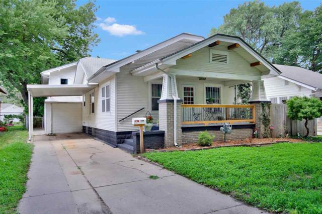 1127 N Perry Ave, Wichita, KS 67203 (MLS #552622) :: Wichita Real Estate Connection