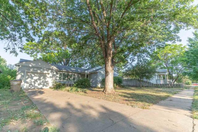 116 N Reno St, Haven, KS 67543 (MLS #552745) :: Wichita Real Estate Connection