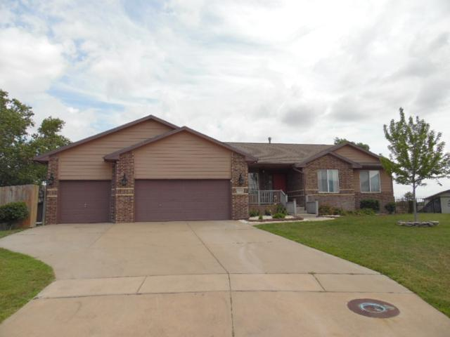 1361 N Lake Edge Cir, Goddard, KS 67052 (MLS #552747) :: On The Move