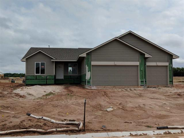 800 E Freedom, Derby, KS 67037 (MLS #552785) :: Select Homes - Team Real Estate