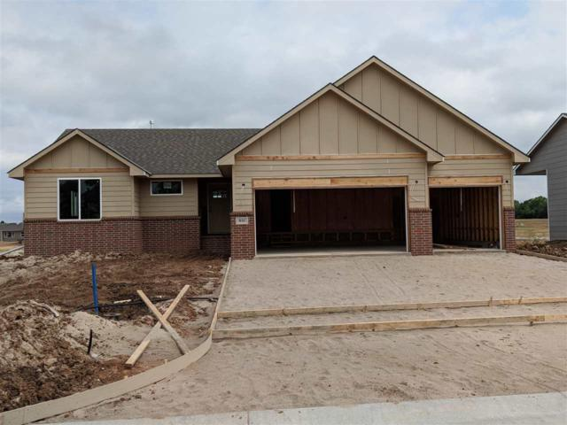 830 E Freedom, Derby, KS 67037 (MLS #552787) :: Select Homes - Team Real Estate