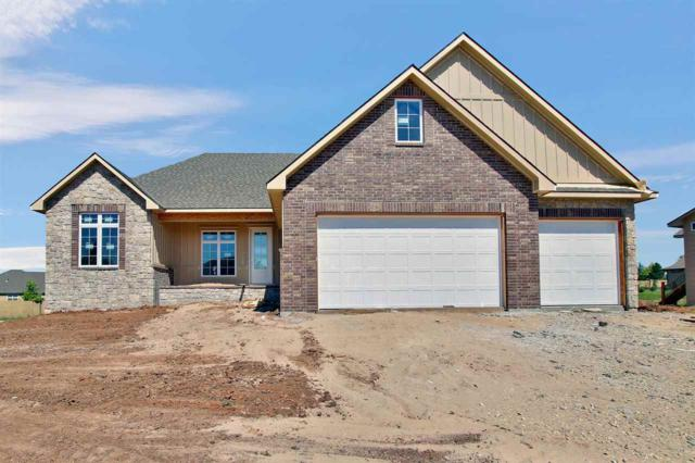 1142 E Waters Edge St, Derby, KS 67037 (MLS #552949) :: Better Homes and Gardens Real Estate Alliance