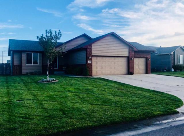 1873 W Saddle Brooke, Haysville, KS 67060 (MLS #552988) :: Better Homes and Gardens Real Estate Alliance