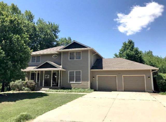 313 Arbor View Dr, Belle Plaine, KS 67013 (MLS #553104) :: On The Move