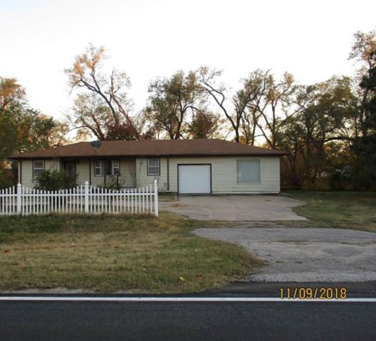 1129 E 71st, Haysville, KS 67060 (MLS #553165) :: On The Move