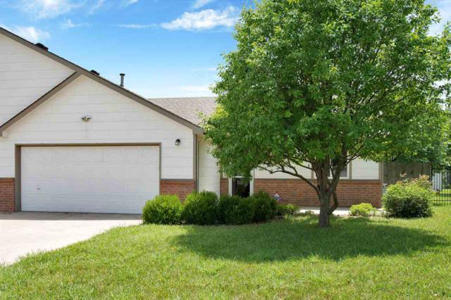 904 N Cedar Point Cir, Rose Hill, KS 67133 (MLS #553244) :: Select Homes - Team Real Estate