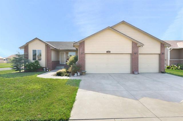 3201 N Nancy Ln, Derby, KS 67037 (MLS #553414) :: Select Homes - Team Real Estate