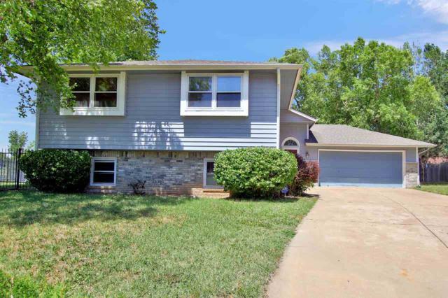 11846 W Rolling Hills Ct, Wichita, KS 67212 (MLS #553440) :: Select Homes - Team Real Estate