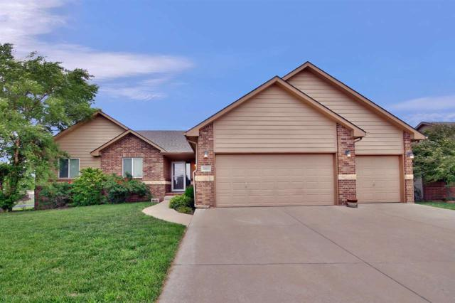 2002 E Sunset St, Goddard, KS 67052 (MLS #553646) :: On The Move