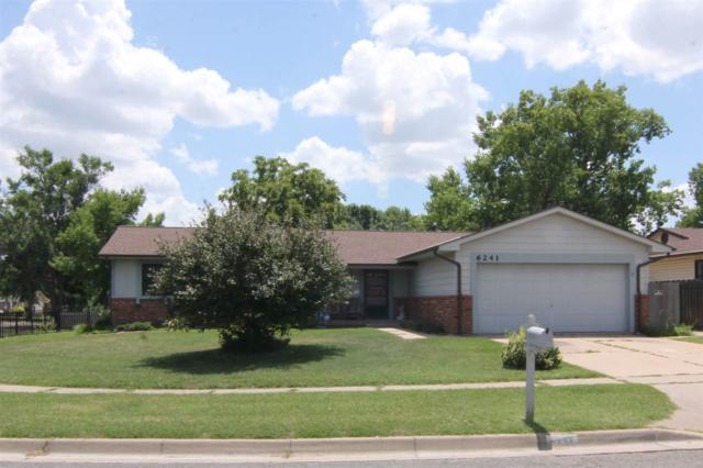 6241 Woodlow Dr, Bel Aire, KS 67220 (MLS #553809) :: Better Homes and Gardens Real Estate Alliance