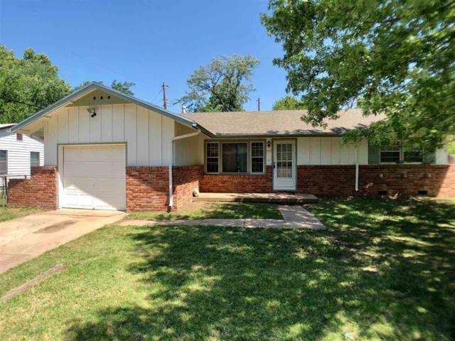1912 E Frontenac, Park City, KS 67219 (MLS #554003) :: Better Homes and Gardens Real Estate Alliance