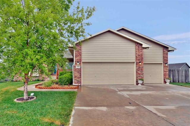 2551 E Saint Andrew Ct, Goddard, KS 67052 (MLS #554078) :: Wichita Real Estate Connection