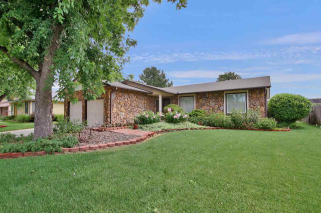 118 N Tarabury Ln, Wichita, KS 67212 (MLS #554206) :: On The Move