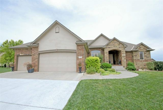 2251 N Stonegate Cir, Andover, KS 67002 (MLS #554226) :: On The Move