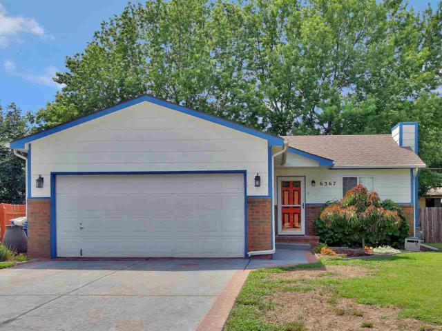 6367 N Ulysses St, Park City, KS 67219 (MLS #554287) :: Select Homes - Team Real Estate