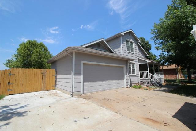 814 W Allison, Andover, KS 67002 (MLS #554330) :: Wichita Real Estate Connection