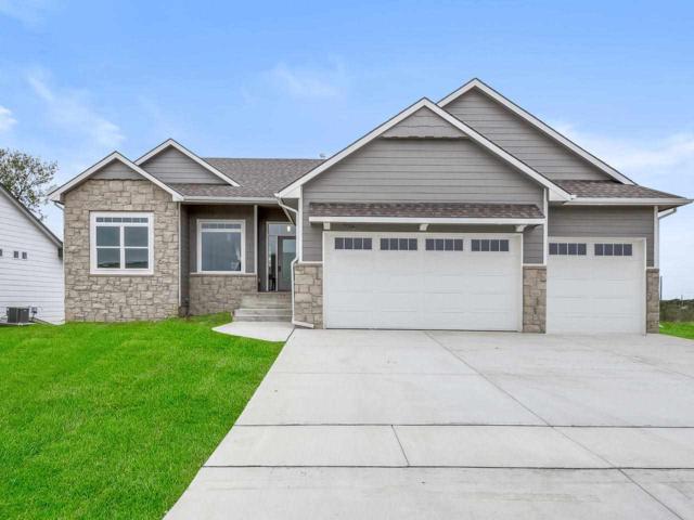724 S Glen Wood Ct, Wichita, KS 67230 (MLS #554362) :: Better Homes and Gardens Real Estate Alliance