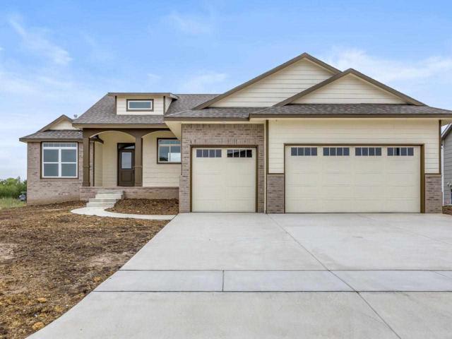 736 S Glen Wood Ct, Wichita, KS 67230 (MLS #554411) :: Better Homes and Gardens Real Estate Alliance