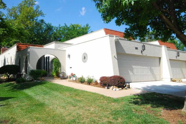 12 E Via Roma St, Wichita, KS 67230 (MLS #554536) :: ClickOnHomes | Keller Williams Signature Partners