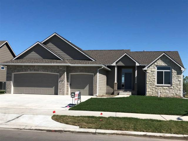 1327 W Ledgestone, Andover, KS 67002 (MLS #554574) :: Select Homes - Team Real Estate