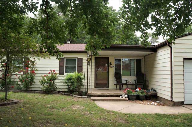 1337 E Ashford St, Park City, KS 67219 (MLS #554595) :: Better Homes and Gardens Real Estate Alliance