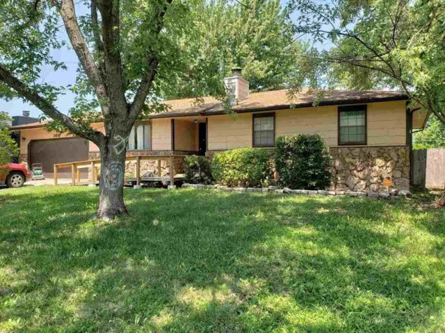308 E Fox Brier Rd, Rose Hill, KS 67133 (MLS #554600) :: Better Homes and Gardens Real Estate Alliance