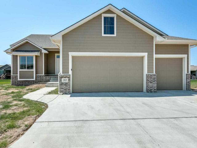 3025 N Shefford, Wichita, KS 67205 (MLS #554736) :: On The Move