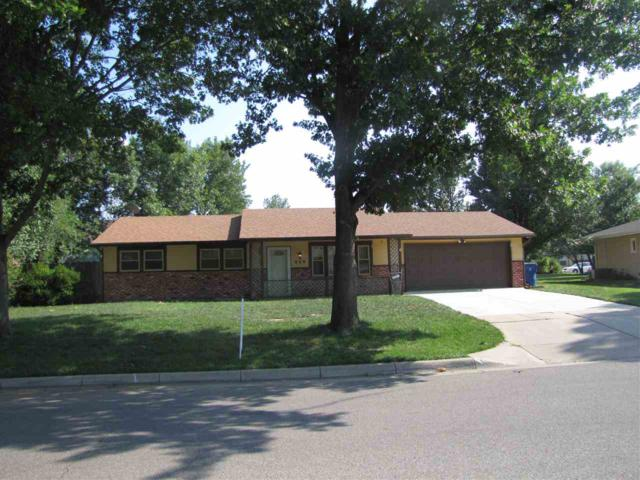 215 N Commanche Dr, Kechi, KS 67067 (MLS #554821) :: On The Move