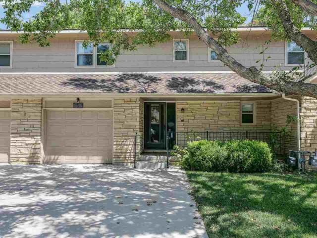 146 S Maize Rd #4, Wichita, KS 67209 (MLS #554836) :: On The Move