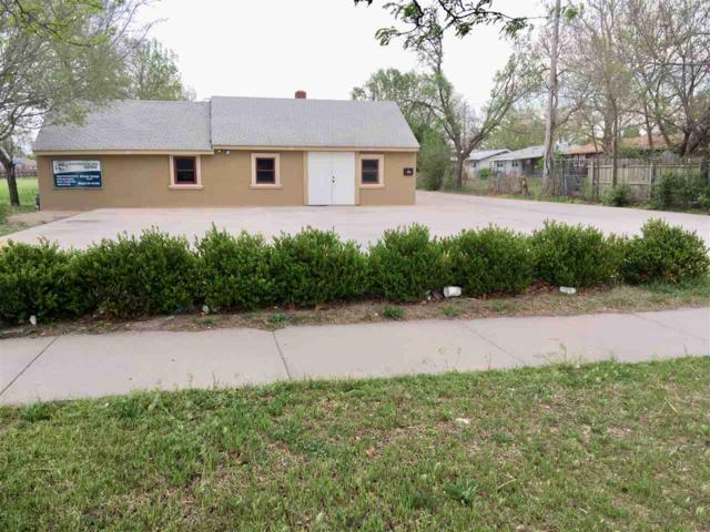 2042 S Seneca, Wichita, KS 67213 (MLS #555108) :: Glaves Realty