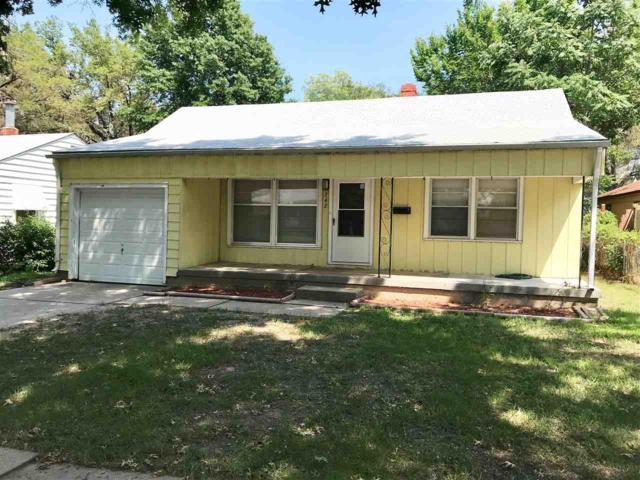 742 S Dellrose St, Wichita, KS 67218 (MLS #555159) :: Select Homes - Team Real Estate
