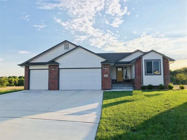 4963 N Marblefalls Ct, Wichita, KS 67219 (MLS #555204) :: On The Move