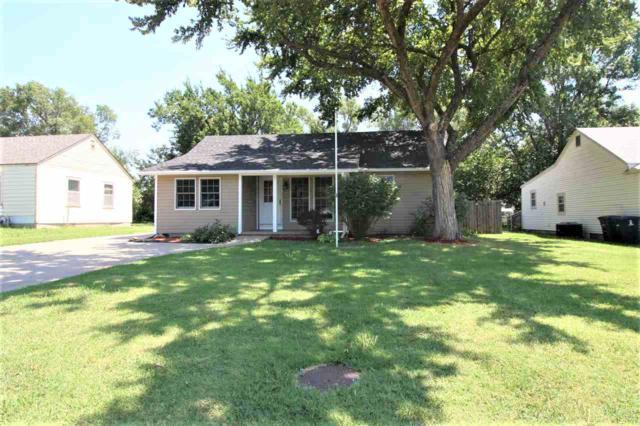 734 S Audrey Dr, El Dorado, KS 67042 (MLS #555237) :: Select Homes - Team Real Estate