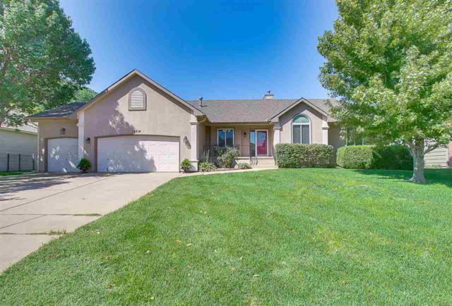 12714 W Jayson Cir, Wichita, KS 67235 (MLS #556029) :: Select Homes - Team Real Estate