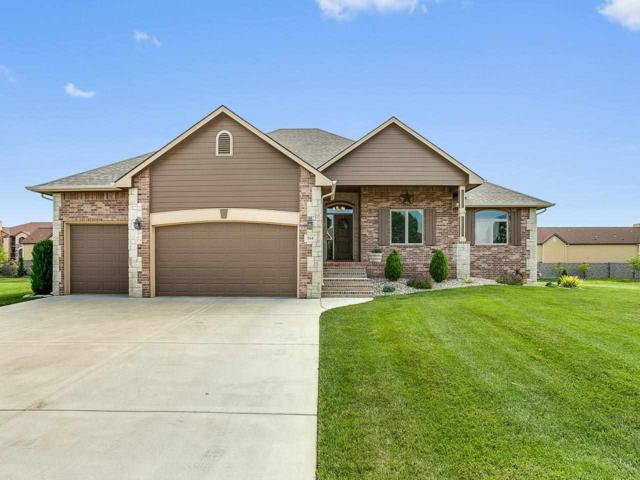 514 N Woodridge St, Wichita, KS 67206 (MLS #556185) :: Select Homes - Team Real Estate