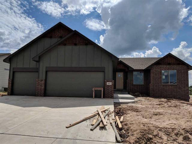 807 E Tyndall Ct, Derby, KS 67037 (MLS #556291) :: Select Homes - Team Real Estate